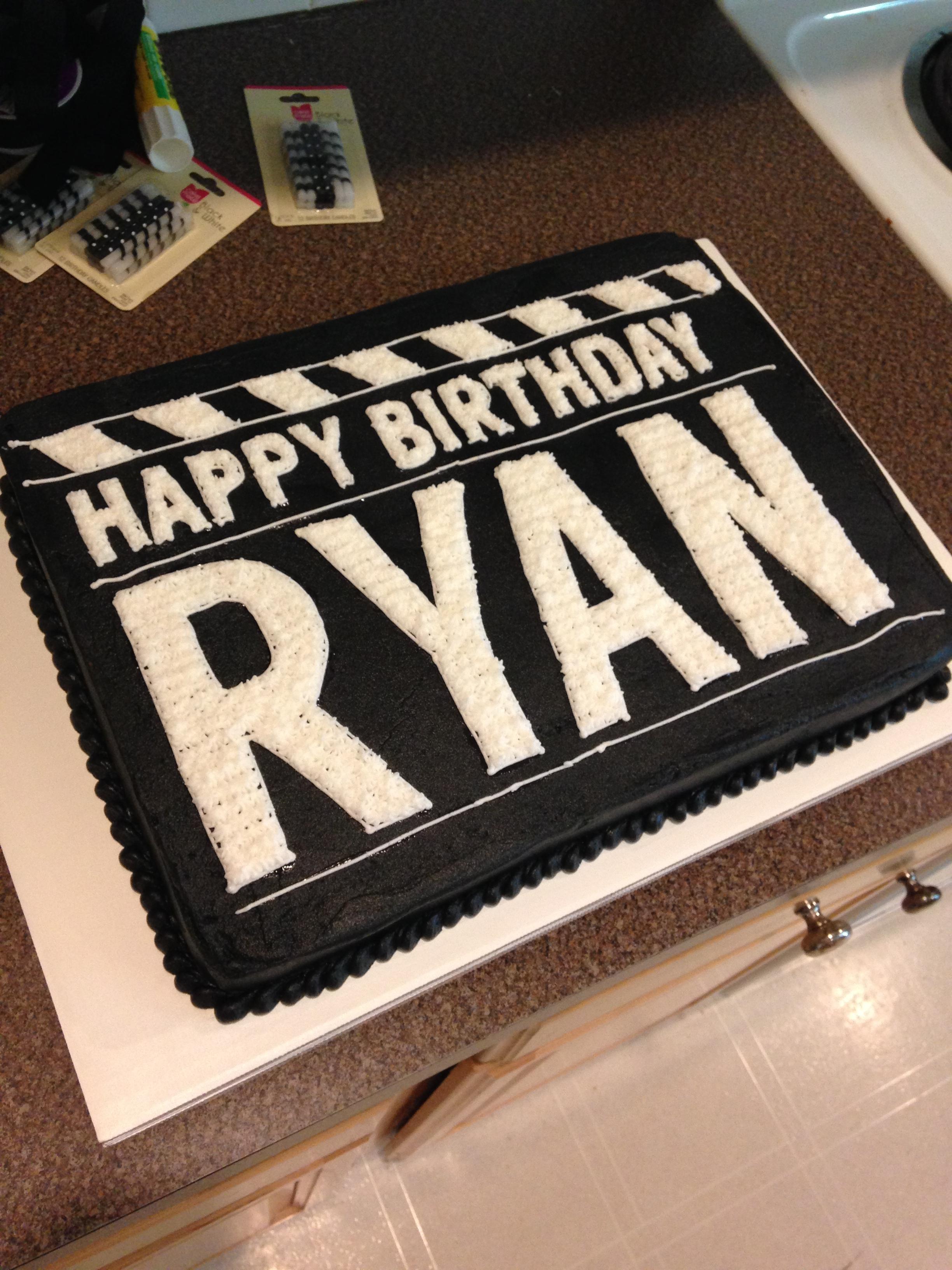 Ryans 30th Birthday Cake Caked Custom Cakes And Cupcakes